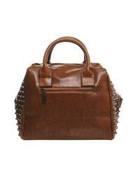 Ziba - Brown Aurora Bag - Lyst