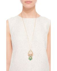 Sharon Khazzam | Multicolor Angel Watch Necklace | Lyst