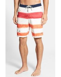 Tommy Bahama | Yellow Maui Seacoast Boardshorts for Men | Lyst