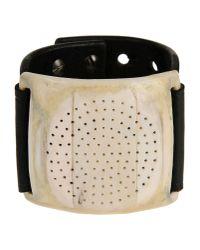 Rick Owens   Black Bracelet   Lyst
