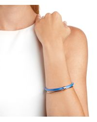 Alexis Bittar - Blue Gold Paired Bangle You Might Also Like - Lyst
