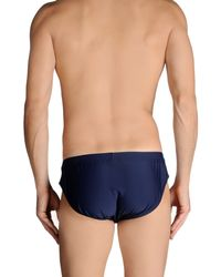 Patrizia Pepe - Blue Bikini Bottoms for Men - Lyst