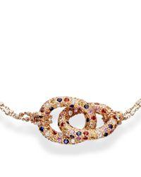 Carolina Bucci | Metallic Rain Bracelet | Lyst