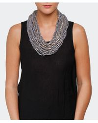 Jianhui | Blue Ten Strand Multiway Necklace | Lyst