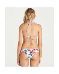 Billabong - Multicolor Bella Beach Hawaii Lo Bikini Bottom - Lyst