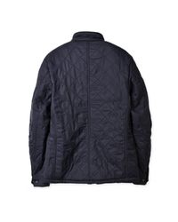 Barbour Blue M_ariel Polarquilt (tr) for men