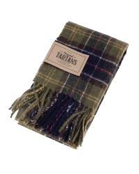 Barbour - Multicolor M_tartan Lambswool Scarf - Lyst