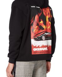 Blood Brother - Code Hoodie In Black for Men - Lyst