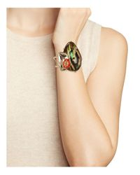 Alexis Bittar - Multicolor Structural Statement Cuff - Lyst