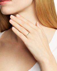 Argento Vivo - Metallic Enamel & Cubic Zirconia Ring - Lyst