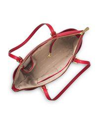 MICHAEL Michael Kors Pink Jet Set Travel Tote Bag