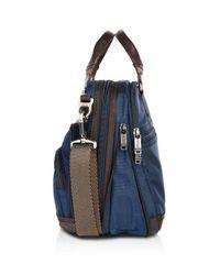 Tumi - Blue Andersen Slim Commuter Briefcase for Men - Lyst