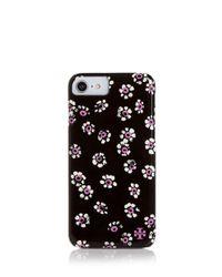 Tory Burch - Black Printed Hard-shell Case Iphone 7 - Lyst