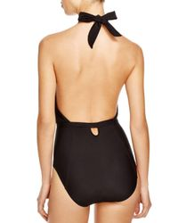 6 Shore Road By Pooja - Black 6 Shore Road Cabana One Piece Swimsuit - Lyst