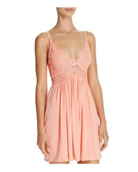 Eberjey | Pink Colette Chemise | Lyst