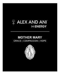 ALEX AND ANI - Metallic Mother Mary Expandable Wire Bangle - Lyst