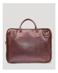 Will Leather Goods | Brown Hank Satchel | Lyst