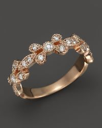 KC Designs | Pink Diamond Stackable Band In 14k Rose Gold, .30 Ct. T.w. - 100% Exclusive | Lyst