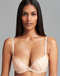 Chantelle | Natural Merci Push Up Bra #1742 | Lyst