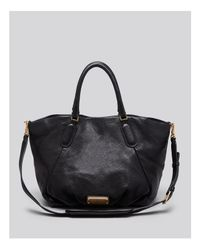 Marc By Marc Jacobs - Black Tote - New Q Fran - Lyst