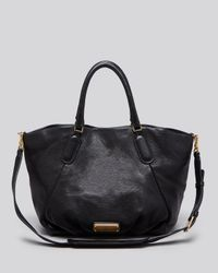 Marc By Marc Jacobs | Black Tote - New Q Fran | Lyst