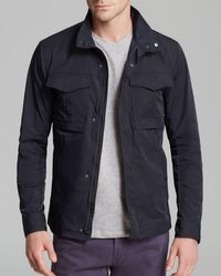 Theory | Blue Yost N Fuel Jacket for Men | Lyst