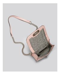 Rebecca Minkoff - Pink Crossbody - Mini Love - Lyst
