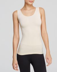 Yummie By Heather Thomson | Natural Lena Tank | Lyst