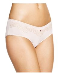 Skarlett Blue - Natural Adore Girl Short #1756108 - Lyst