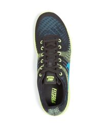 Nike - Black Flex Fury Sneakers for Men - Lyst