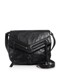 Botkier - Black Trigger Saddle Bag - Lyst