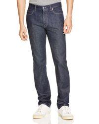 Z Zegna   Blue Denim Slim Fit Stretch Jeans for Men   Lyst