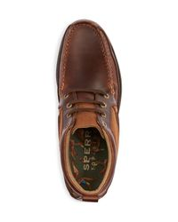 Sperry Top-Sider - Brown Authentic Original Boat Chukka Boot for Men - Lyst