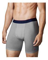 Polo Ralph Lauren - Gray Pack Of 2 for Men - Lyst