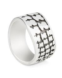 Tous - Metallic Saurio Ring - Lyst