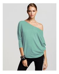 Velvet By Graham & Spencer - Green Top - Joss Dolman - Lyst