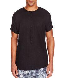 Chapter - Black Don Pullover Slim Fit Shirt for Men - Lyst