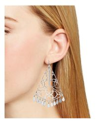 Kendra Scott - Multicolor Samira Drop Earrings - Lyst
