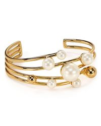 kate spade new york | Natural Bits And Baubles Cuff | Lyst