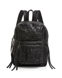 Ash | Black Small Indica Backpack | Lyst