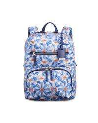 Tumi | Blue Voyageur Halle Backpack | Lyst
