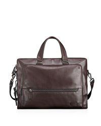 Tumi | Brown Madden Briefcase for Men | Lyst