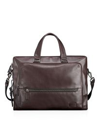 Tumi | Brown Madden Briefcase for Men | Lyst