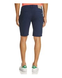 Joe's Jeans | Blue Straight Fit Trouser Shorts for Men | Lyst
