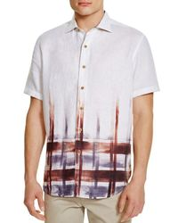 Robert Graham - Multicolor Coves Classic Fit Short Sleeve Button Down Shirt for Men - Lyst