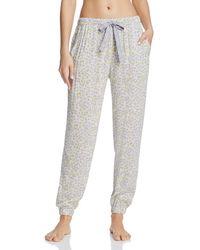 Calvin Klein | Gray Woven Viscose Pajama Pants | Lyst