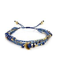 Chan Luu - Multicolor Sodalite Mix Beaded Bracelet - Lyst