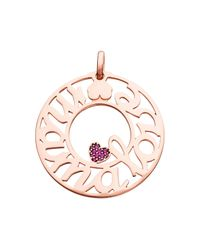 Tous - Pink Mama Pendant - Lyst