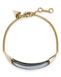 Alexis Bittar | Metallic Thin Bangle Bracelet | Lyst
