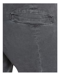 J Brand | Gray Houlihan Skinny Cargo Jeans In Distressed Chrome | Lyst